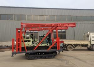 China Customized Hydraulic Gk 200 Crawler Mounted Drill Rig OEM Portable wholesale
