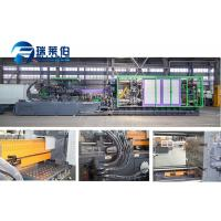 China Toggle Type Cap Injection Molding Machine 100 G / S Rate Easy Operation wholesale