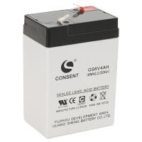 China 6v 4ah battery, 6 volt 4ah rechargeable lead acid battery wholesale