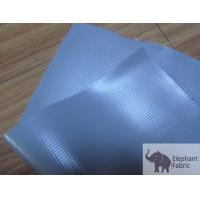 China Odourless Woven Polypropylene Geotextile Fabric For Solvent Ink , UV Printing wholesale