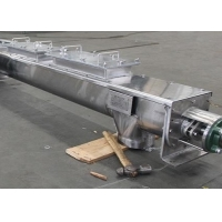 China Bulk Material Handling Auto Cleaning DN125 Solid Conveying System wholesale