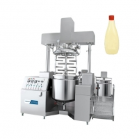 China Emulsifier Homogenizer	 3000RPM 500L Vacuum Emulsifying Machine Topsail For Food wholesale
