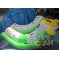 China Inflatable Water See Saw Toys Attractive Lead Free For Children wholesale