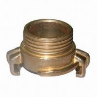 China Brass Quick Coupling for Hose with Rubber Gasket wholesale