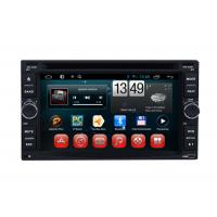 China 1080P video Double Din Car DVD Players Android Navigation System with DVD / VCD / CD / MP3 / MPEG4 wholesale