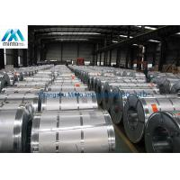 China Natural Color Cold Rolled Aluzinc Steel Coil EN BS GB DIN SPCC SGCC DX51D wholesale