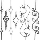 China Ornamental Wrought iron fences on sale