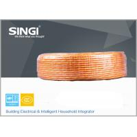 China CAT-5E FTP / STP / SFTP 24AWG Electric Wire and Cable with CE ROHS wholesale