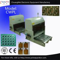 China Professional Fpc / Pcb Punch Mold, High Precision Pcb Depanelizer For Cutting Pcb Board, CWPL wholesale