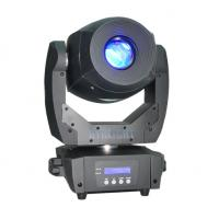 China Electrical Focusing 200W LED Spot Moving Head Light Adjustable Speed Gobo Wheel on sale