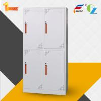China Reliable supplier steel storage lockers and cabinets/cloth wardrobe on sale