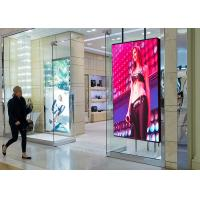 Buy cheap Shopping Mall Indoor Advertising LED Display Ads Led Signs 2.97mm Pixel Pitch from wholesalers
