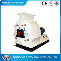 China 1-2T/H Capacity Wood Chip Hammer Mill Herb Grinder for Corn , Weed , Soybean wholesale