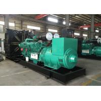 China 1200KW Cummins Diesel Generator 50Hz 1500RPM Water Cooled Generator wholesale
