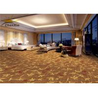 China Dust Absorption Commercial Broadloom Carpet Soft Texture Wall To Wall Rugs 4M X 25M wholesale