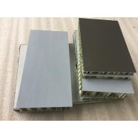 Quality Easy Installation Aluminum Honeycomb Panels Weather Resistance For Aerospace for sale