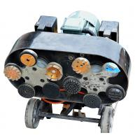 Quality Multifunctional Chassis Concrete Floor Grinder With Magnetic Heads / Discs for sale