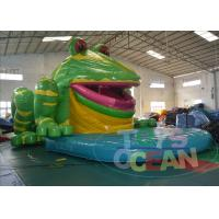 China Commercial Grade Bounce House / Inflatable Indoor Bounce House For Toddlers wholesale