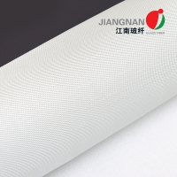 China 1.2mm Heat Resistant Woven Fiberglass Fabric Thermal Insulation on sale