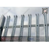 """China China Steel Palisade Fencing 