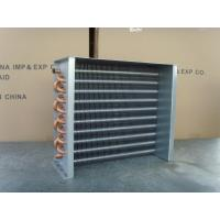 Quality φ9.52 / φ12.7mm Dia. Copper Tube Aluminium Fin Refrigeration 3.1MPa Air Cooled Condenser for sale