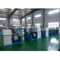China Industrial Copper Wire Machine Cable Manufacturing Equipment High Performance wholesale