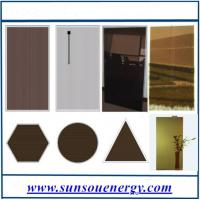 China High quality A-Si thin film solar panel, solar panel thin film 50w to 110w in stock for cheap sale wholesale