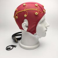 China 19 21 Channels Electro-cap Clinical Study 10 20 EEG Measuring System wholesale