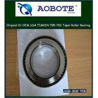 China Stainless Steel Taper Roller Bearings  wholesale