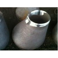 China Eccentric Pipe reducer alloy steel sand blasted BS EN 10523-2 13CrMo4-5 wholesale
