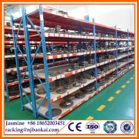 China longspan industrial warehouse medium duty rack wholesale