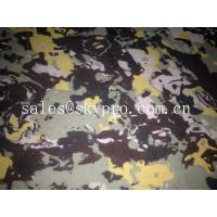 China Professional Camouflage PE / EVA foam rubber sheets insole / outsole use wholesale
