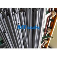 China Annealed & Pickled Straight Heat Exchanger Tube ASTM A213 / ASTM SA213 TP316L / S31603 wholesale