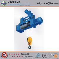 China 20ton Electric Wire Rope Hoist Machine on sale