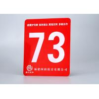 """China ABS Rotary Engravable Plastic Sign Board Tamper Proof With Size 24""""X 48"""" wholesale"""