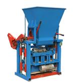 China 4-35 Type Fixed Hollow Block Molding Machine wholesale