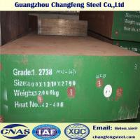 China AISI ASTM Standard Plastic Mold Steel / 1.2738 P20+Ni 718H Steel Plate wholesale