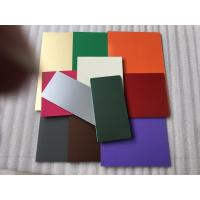 China PVDF Paint Aluminum Composite Material Exterior Cladding Materials For Buildings wholesale