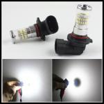 China 48SMD LED fog lamp H4 H7 H8 H9 H11 H10 H15 T20 3156 LED DRL Daytime Running Lights Bulbs wholesale