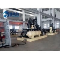 China 20 HP Industrial Air Compressor AC Power Automatic Pressure Unloading System wholesale