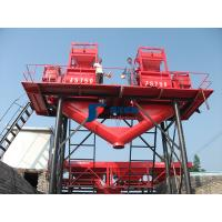 China SICOMA Automatic Concrete Mixer , Multi Functional Industrial Cement Mixer on sale