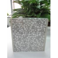 China Reinforced Eps Insulation Panels , Foam Concrete Wall Panels For Basement on sale