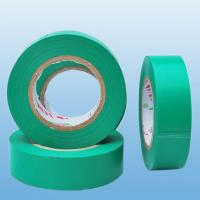 China colored PVC Rubber Resin adhesive high temperature insulation tape wholesale