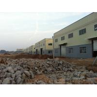 Wholesale Lightweight Steel Structures , High Strength Structural Steel Buildings For Homes from china suppliers