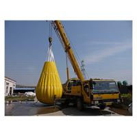 China Water filled PVC offshore load test water bag (0.25~50 ton) wholesale