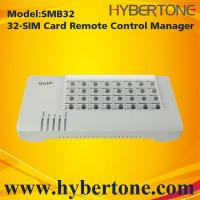 Buy cheap Asterisk GSM SIM Bank 32 Ports Remote SIM BANK SMB32 from wholesalers