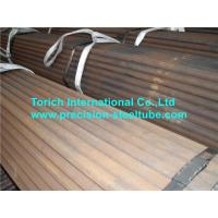 China DIN EN 10210-2 Hot Finished Structural Steel Pipe , Structural Steel Square Tubing wholesale