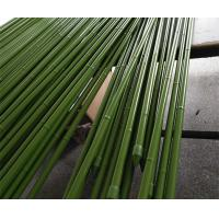 China Plastic Coated Steel Stake And Plastic Coated Steel Bamboo Style wholesale