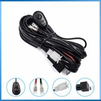 China Offroad Light Bar Wiring Harness Kit DT Plug Auto Power LED Connecting wholesale