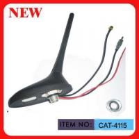 China Professional Car GPS Antenna With 3M RG174 Cable Vertical Polarization Twist Shape wholesale